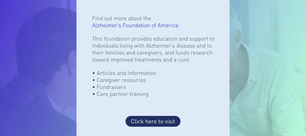 Alzheimers Foundation