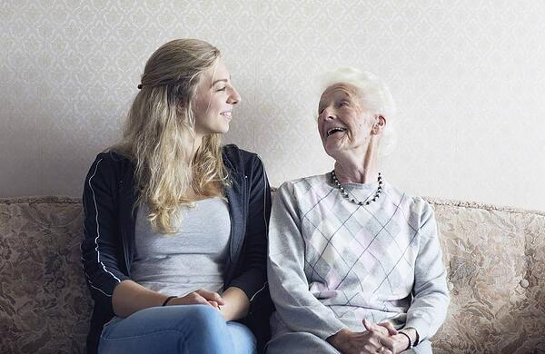 Caregiver Millenial